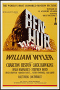 "Movie Posters:Historical Drama, Ben-Hur (MGM, R-1969). One Sheet (27"" X 41""). Historical Drama....."