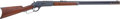 Military & Patriotic:Indian Wars, Winchester M1876 Rifle, Caliber .45-60, #63621, Manufactured 1893. ...