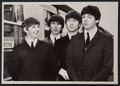 "Movie Posters:Rock and Roll, A Hard Day's Night (United Artists, 1964). Trading Cards (55) (2.5"" X 3.5""). Rock and Roll.. ... (Total: 55 Items)"