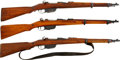 Military & Patriotic:WWI, Group of Three Steyr Model 1895 Rifles.... (Total: 3 Items Items)