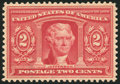 Stamps, 2¢ Carmine (324),...
