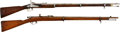 Military & Patriotic:Foreign Wars, Pair of European Late Nineteenth Century Rifles.... (Total: 2 Items Items)