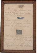 Antiques:Folk Art, Arctic Exploration: Three Relics from the Ill-fated Lady FranklinBay Expedition Commanded by Adolphus Greely, 1881-1884. ...