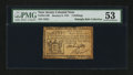 Colonial Notes:New Jersey, New Jersey January 9, 1781 4s PMG About Uncirculated 53....