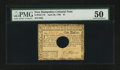 Colonial Notes:New Hampshire, New Hampshire April 29, 1780 $1 PMG About Uncirculated 50....