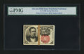 Fractional Currency:Fifth Issue, Fr. 1265 10¢ Fifth Issue Original Bundle PMG Certified.... (Total:50 notes)