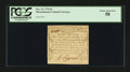 Colonial Notes:Massachusetts, Massachusetts October 16, 1778 4d PCGS Choice About New 58....