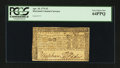 Colonial Notes:Maryland, Maryland April 10, 1774 $2 PCGS Very Choice New 64PPQ....