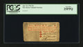 Colonial Notes:New Jersey, New Jersey April 16, 1764 15s PCGS Very Fine 25PPQ....