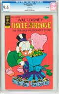 Bronze Age (1970-1979):Cartoon Character, Uncle Scrooge #132 File Copy (Gold Key, 1976) CGC NM+ 9.6 Whitepages....