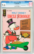 Bronze Age (1970-1979):Cartoon Character, Uncle Scrooge #92 File Copy (Gold Key, 1971) CGC NM+ 9.6 Off-whiteto white pages....