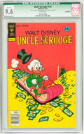Bronze Age (1970-1979):Cartoon Character, Uncle Scrooge #147 (Gold Key, 1977) CGC Qualified NM+ 9.6 Whitepages....