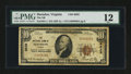 National Bank Notes:Virginia, Herndon, VA - $10 1929 Ty. 1 The NB of Herndon Ch. # 9635. ...