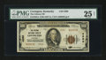 National Bank Notes:Kentucky, Covington, KY - $100 1929 Ty. 2 The Citizens NB Ch. # 4260. ...