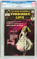 Bronze Age (1970-1979):Romance, Dark Mansion of Forbidden Love #2 (DC, 1971) CGC NM- 9.2 Whitepages....