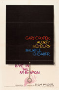"""Movie Posters:Romance, Love in the Afternoon (Allied Artists, 1957). One Sheet (27"""" X 41"""").. ..."""