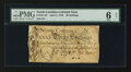 Colonial Notes:North Carolina, North Carolina April 4, 1748 30s PMG Good 6 Net....