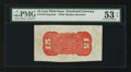 Fractional Currency:Third Issue, Fr. 1273SP 15¢ Third Issue Wide Margin Back PMG About Uncirculated 53 EPQ....