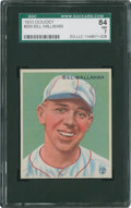 Baseball Cards:Singles (1930-1939), 1933 Goudey Bill Hallahan #200 SGC 84 NM 7....