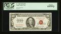 Small Size:Legal Tender Notes, Fr. 1550 $100 1966 Legal Tender Note. PCGS Gem New 65PPQ.. ...
