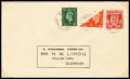 Stamps, Guernsey & Jersey World War II German Occupation Issues,... (Total: 2 Album)