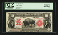 Large Size:Legal Tender Notes, Fr. 122 $10 1901 Legal Tender PCGS Extremely Fine 40PPQ....