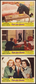 "Movie Posters:Film Noir, The Big Clock (Paramount, 1948). Lobby Cards (3) (11"" X 14""). Film Noir.. ... (Total: 3 Items)"