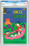 Bronze Age (1970-1979):Cartoon Character, Uncle Scrooge #133 File Copy (Gold Key, 1976) CGC NM 9.4 Whitepages....