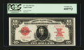 Large Size:Legal Tender Notes, Fr. 123 $10 1923 Legal Tender PCGS Extremely Fine 40PPQ....