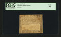 Colonial Notes:Maryland, Maryland August 14, 1776 $8 PCGS Very Fine 35....