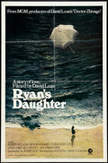 "Movie Posters:Drama, Ryan's Daughter (MGM, 1970). One Sheet (27"" X 41""). Drama.. ..."