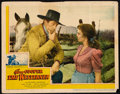 """Movie Posters:Western, The Westerner (United Artists, 1940). Lobby Card (11"""" X 14""""). Western.. ..."""
