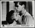 """Movie Posters:Hitchcock, Psycho (Paramount, 1960). British Front of House Photos (8) (8"""" X 10""""). Hitchcock.. ... (Total: 8 Items)"""