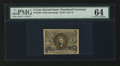 Fractional Currency:Second Issue, Fr. 1234 5¢ Second Issue PMG Choice Uncirculated 64....