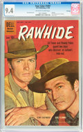 Silver Age (1956-1969):Western, Four Color #1097 Rawhide - File Copy (Dell, 1960) CGC NM 9.4Off-white to white pages....