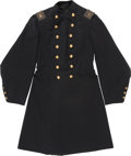 Military & Patriotic:Civil War, Superb Condition and Very Scarce Civil War Colonel of Cavalry Frock Coat....