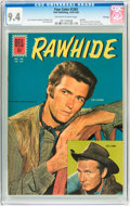 Silver Age (1956-1969):Western, Four Color #1261 Rawhide - File Copy (Dell, 1961) CGC NM 9.4Off-white to white pages....