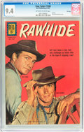 Silver Age (1956-1969):Western, Four Color #1269 Rawhide - File Copy (Dell, 1961) CGC NM 9.4Off-white to white pages....