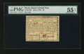 Colonial Notes:Rhode Island, Rhode Island July 2, 1780 $2 PMG About Uncirculated 55 Net....