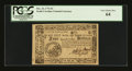Colonial Notes:South Carolina, South Carolina December 23, 1776 $4 PCGS Very Choice New 64....