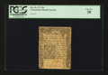 Colonial Notes:Connecticut, Connecticut October 10, 1771 20s PCGS Very Fine 20....