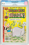Modern Age (1980-Present):Humor, Richie Rich Billions #46-48 File Copy Group (Harvey, 1982) Whitepages.... (Total: 3 Comic Books)