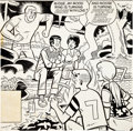 Original Comic Art:Covers, Archie Cover Original Art (Archie, undated)....