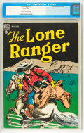 Golden Age (1938-1955):Western, Lone Ranger #3 (Dell, 1948) CGC NM 9.4 Cream to off-white pages....