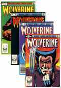 Modern Age (1980-Present):Superhero, Wolverine (Limited Series) #1-4 Group (Marvel, 1982) Condition:Average NM.... (Total: 4 Comic Books)