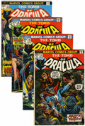 Bronze Age (1970-1979):Horror, Tomb of Dracula #11-32 Group (Marvel, 1973-75).... (Total: 23 ComicBooks)