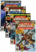 Bronze Age (1970-1979):Horror, Tomb of Dracula #33-70 Group (Marvel, 1975-79) Condition: AverageVF.... (Total: 38 Comic Books)