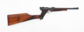 "Military & Patriotic:WWI, DWM 1920 Commercial Luger Carbine. Cal. 9mm. Serial Number 84, 11¾""Barrel.... (Total: 2 Items)"