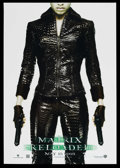 "Movie Posters:Science Fiction, The Matrix Reloaded (Warner Brothers, 2003). One Sheets (4) (27"" X40"") Advance. DS. Science Fiction. ... (Total: 4 Items)"