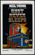 "Movie Posters:Rock and Roll, Rust Never Sleeps (A.M. Films, 1979). One Sheet (27"" X 41""). Rock and Roll. ..."